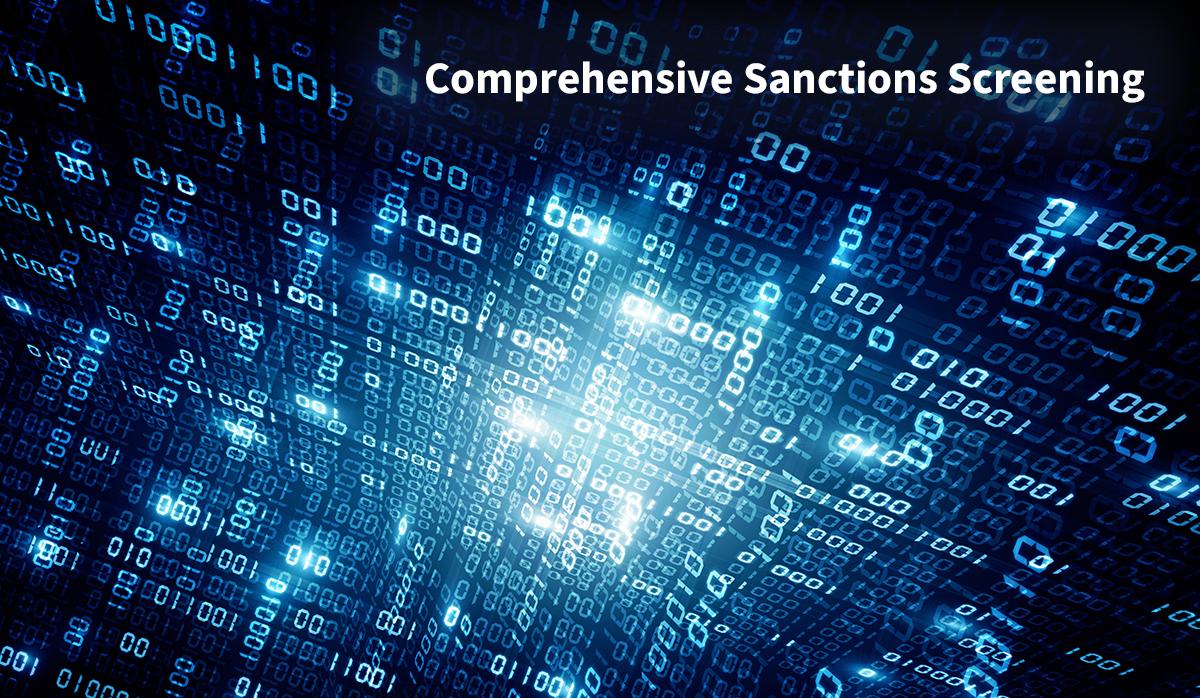 comprehensive-sanctions-screening